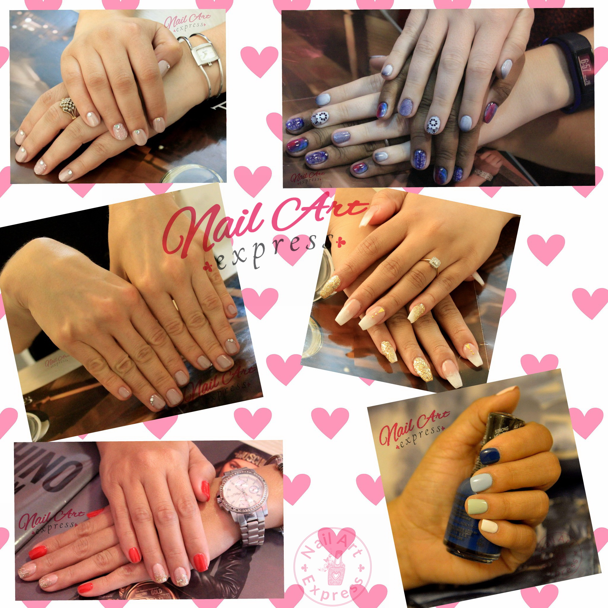 Nail Art Express Bangladesh